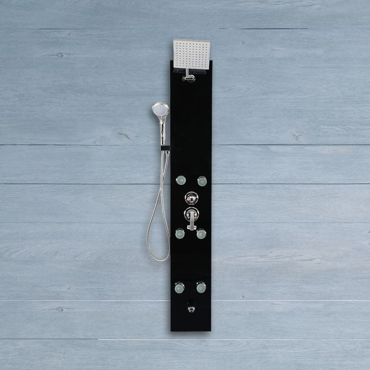 Skift Shower Panel in Grey Colour by HomeTown
