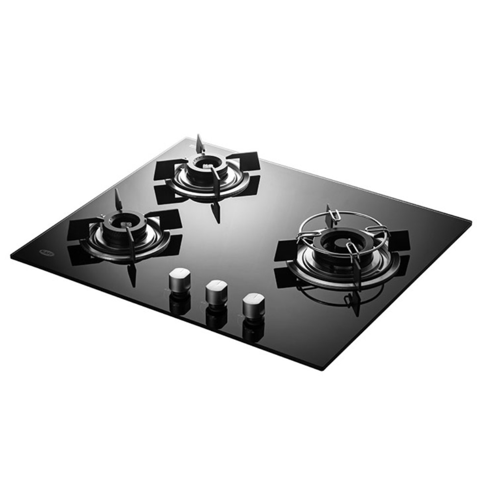 Kaff Built-In Hob Hbr 603B 60Cm 3Burner by Kaff