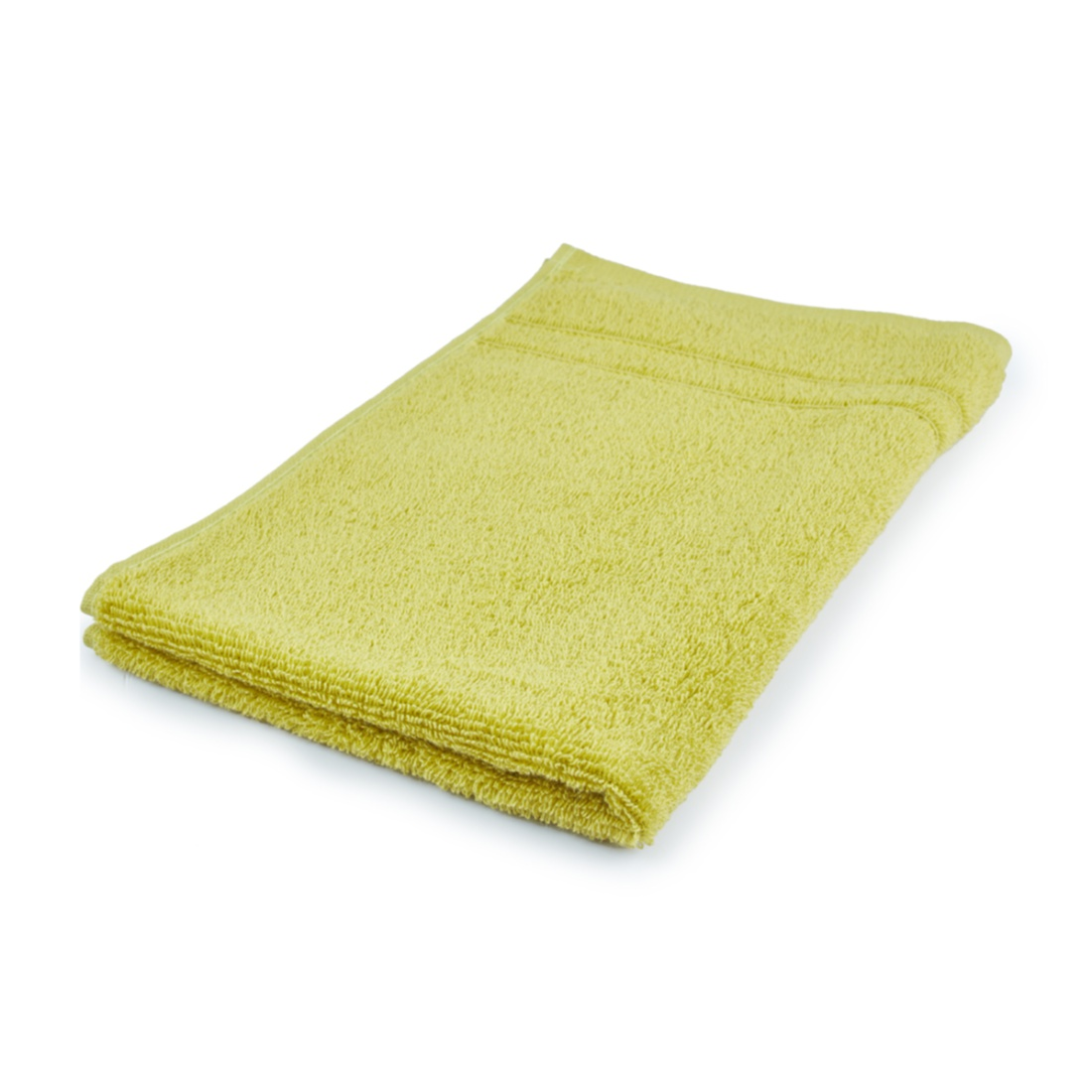 Nora Hand Towel Cotton Hand Towels in Zest Colour by Living Essence