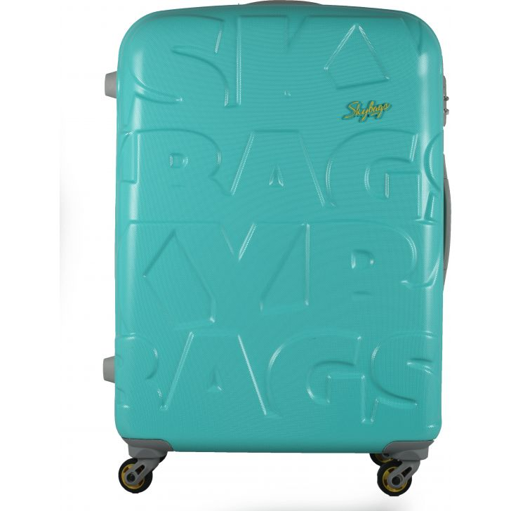 Skybags Ramp Hard Trolly Turquoise 55 cm