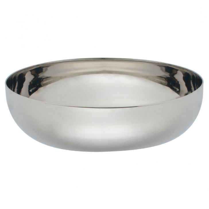 Deep Pudding Plus Vatti Stainless steel Katori in Silver Colour by Living Essence