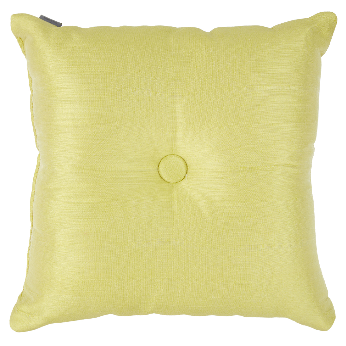 Fiesta Filled Cushion Green Polyester Filled Cushions in Green Colour by Living Essence