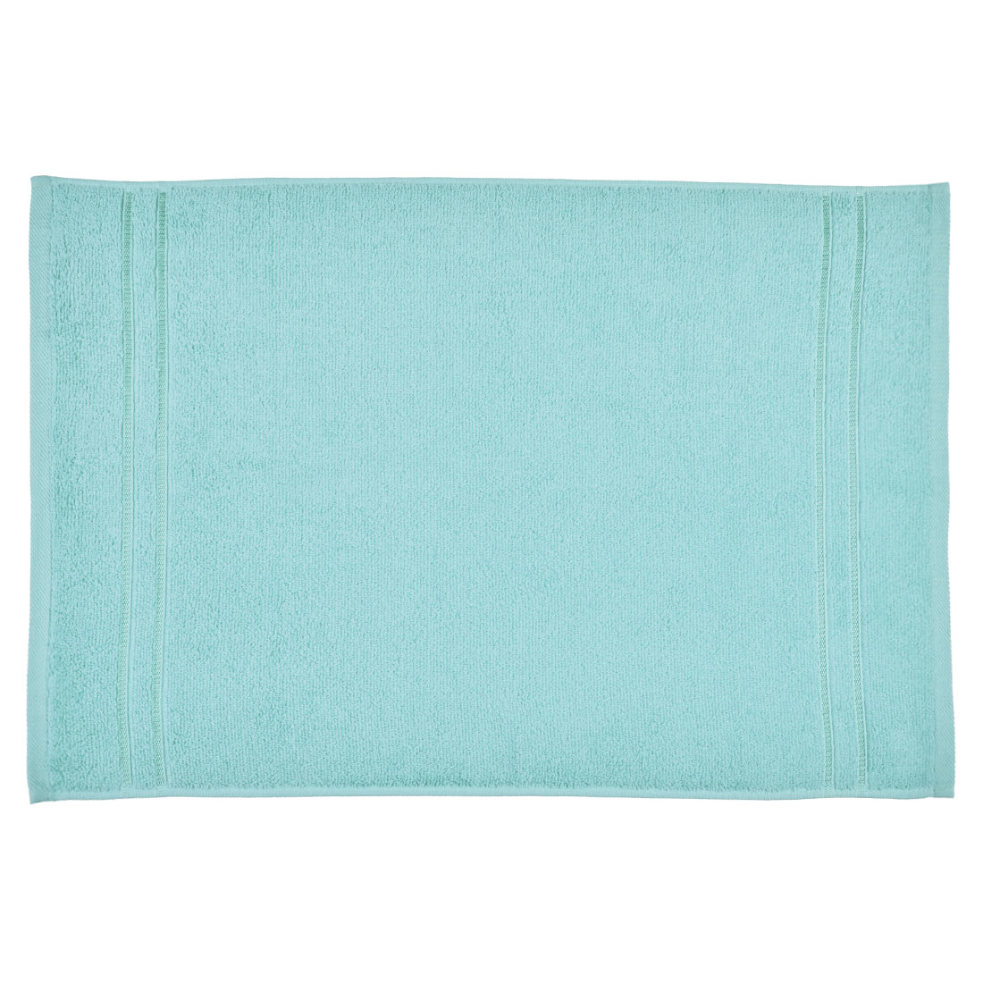 Hand Towel Nora Aqua Cotton Hand Towels in Cotton Colour by Living Essence