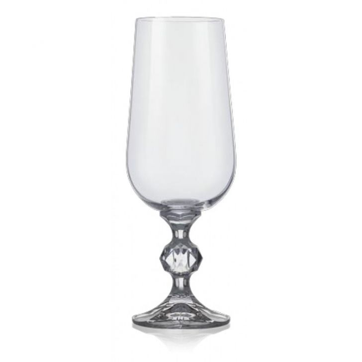 Bohemia Crystal Claudia Wine glass 280 ML 6 pcs