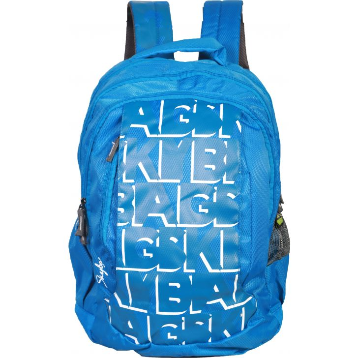 Skybags Ronan Extra 02 Backpack (Blue)