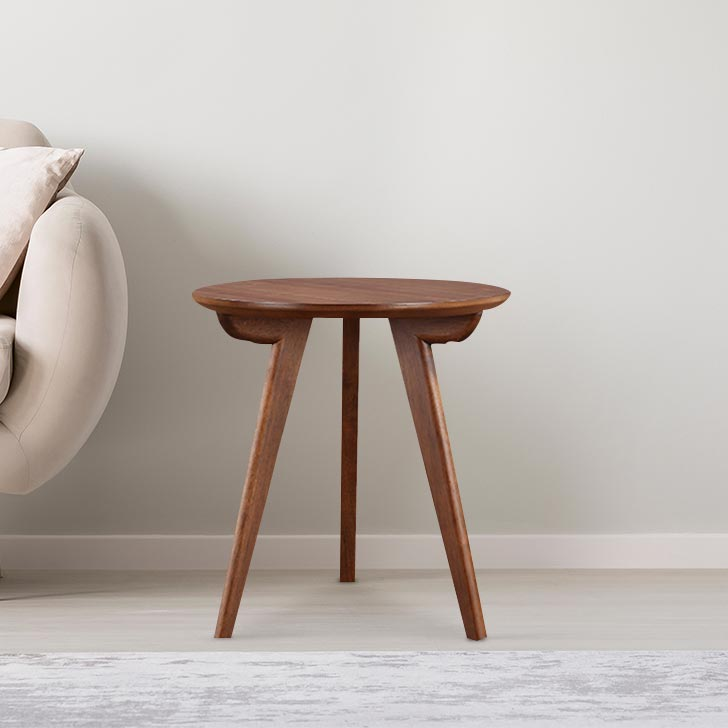Orion Solid Wood Coffee Table in Antique Cherry Colour by HomeTown