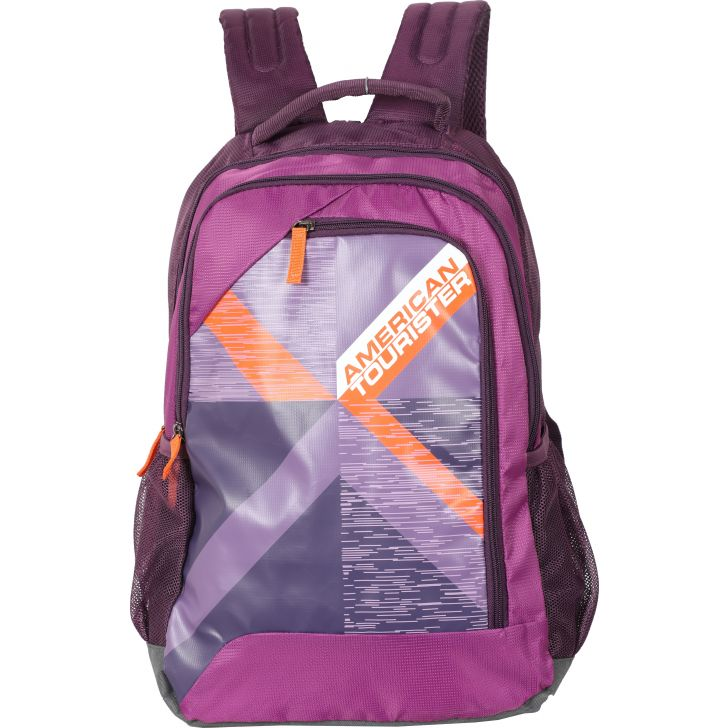 American Tourister Flash Backpack (Purple)