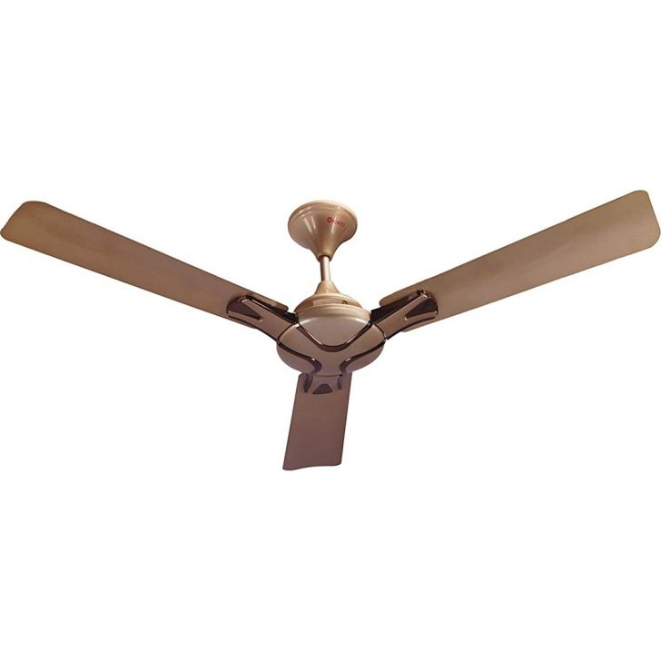 Decorative Ceiling Fan - Briken Gold by Koryo
