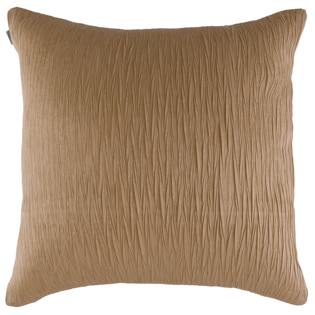 Blossom Polyester Cushion Covers in Mocha Colour by Living Essence