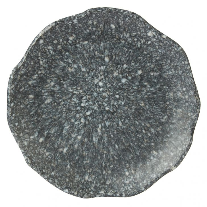 Marble 8 Round Small Plate