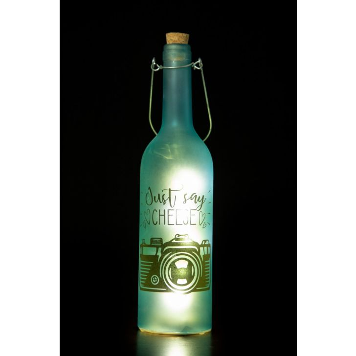 VENUS CAMERA STAR BTTL ULTRA Glass Accent Lighting in Ultra Colour by Living Essence