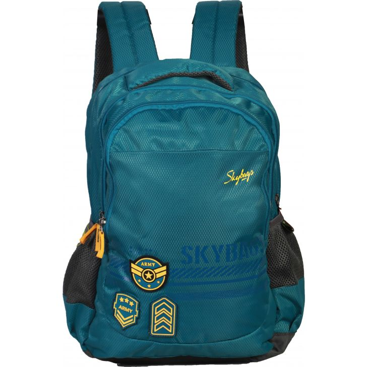 Polyester in Blue Colour by Skybags