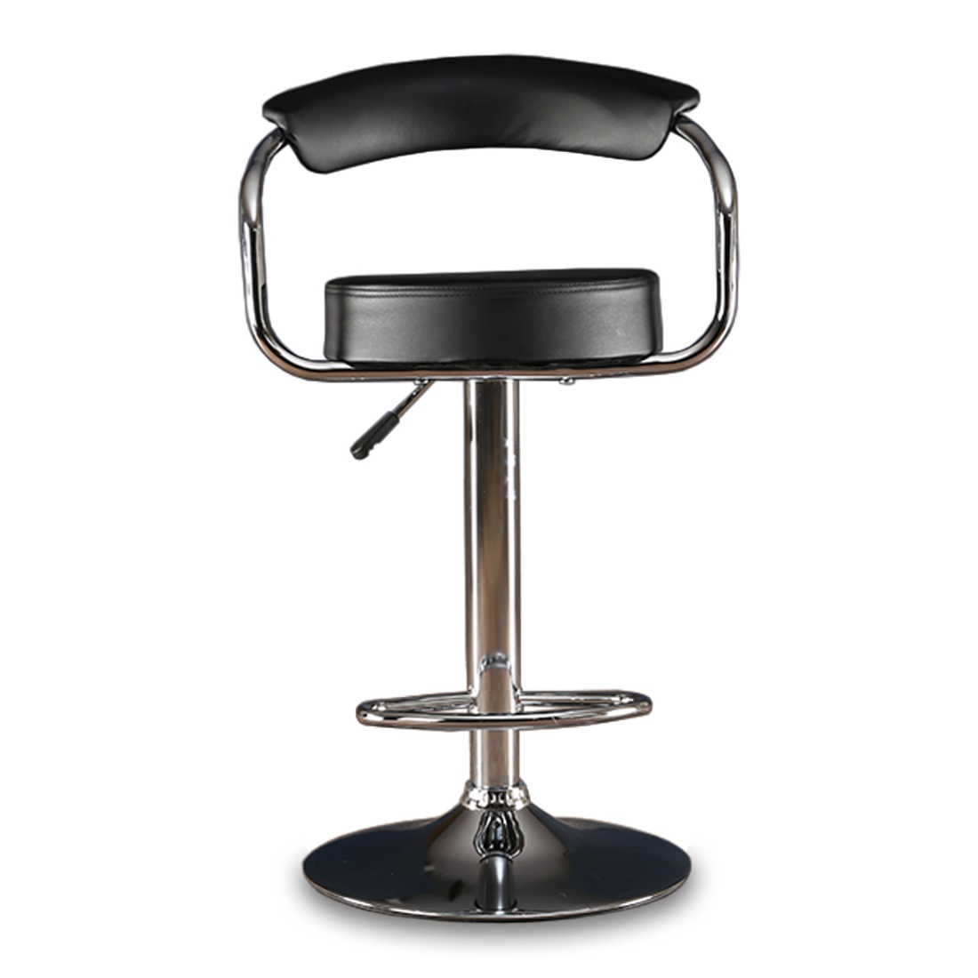 Nook Bar Stool in Black Colour by HomeTown
