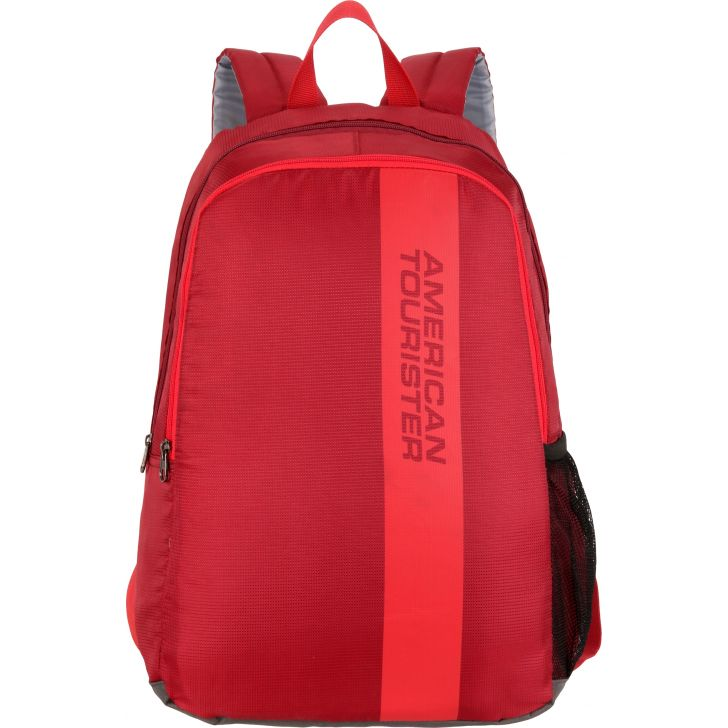 American Tourister Wave01 Backpack (Red)
