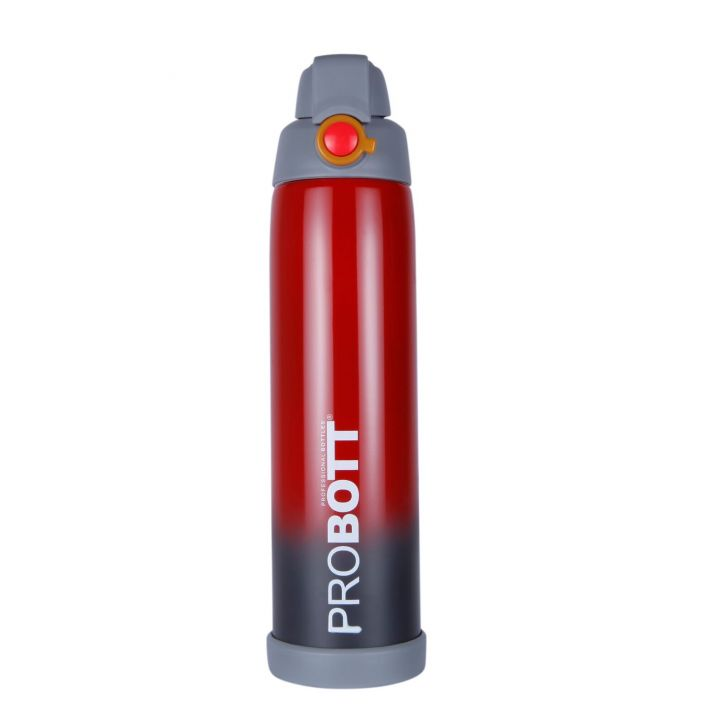 Probott Sport Bottle 1000 Ml Multicolour With Click Lid Stainless steel Thermoware in Purple / Red / Sky Blue / Blue Colour by Probott