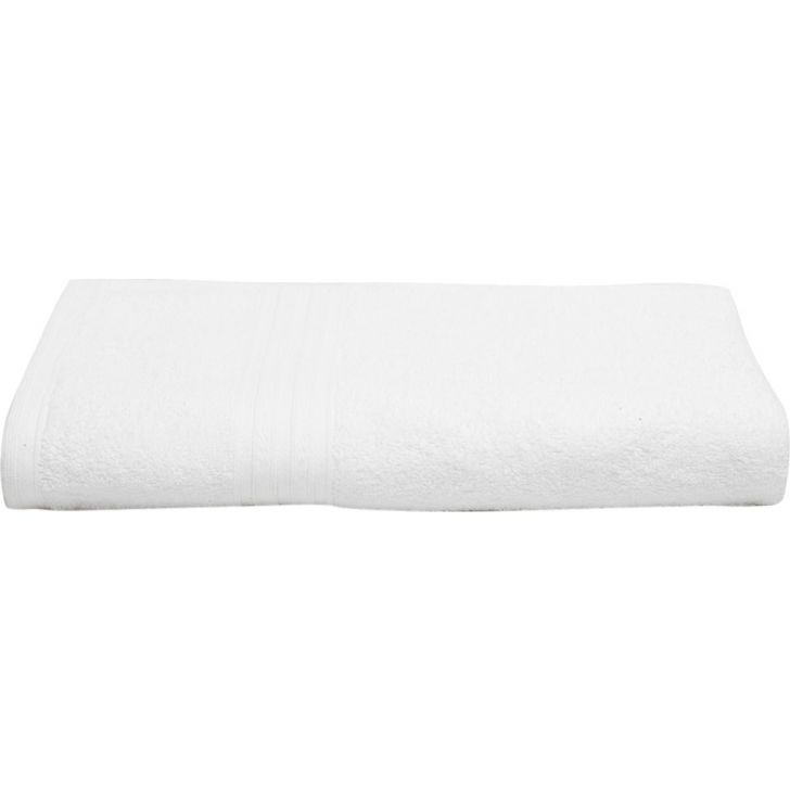 Portico New York Eva Hand Towel 60 cms x 40 cms in White Color by Portico