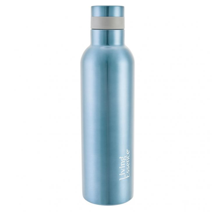 Rejuve Fridge Bottle in Blue Colour by Living Essence