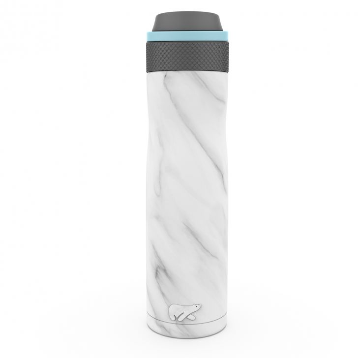 Oslo Pro Stainless steel Insulated Bottle 750 ml in Grey Colour