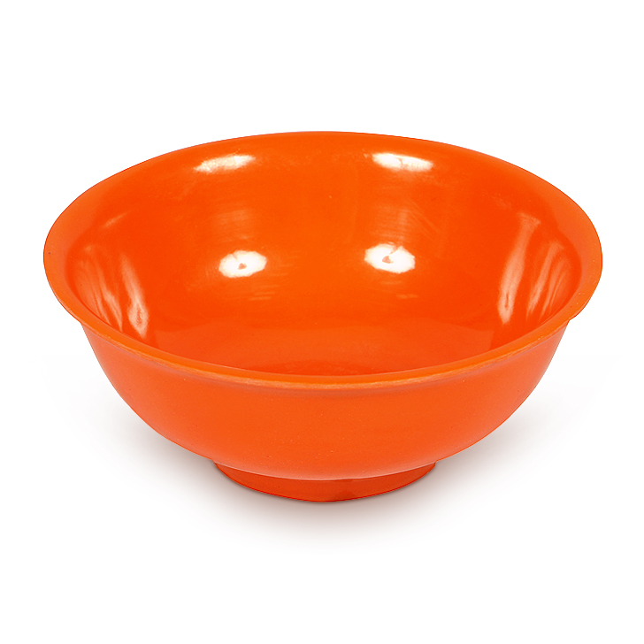 Living Essence Soup Bowl Orange