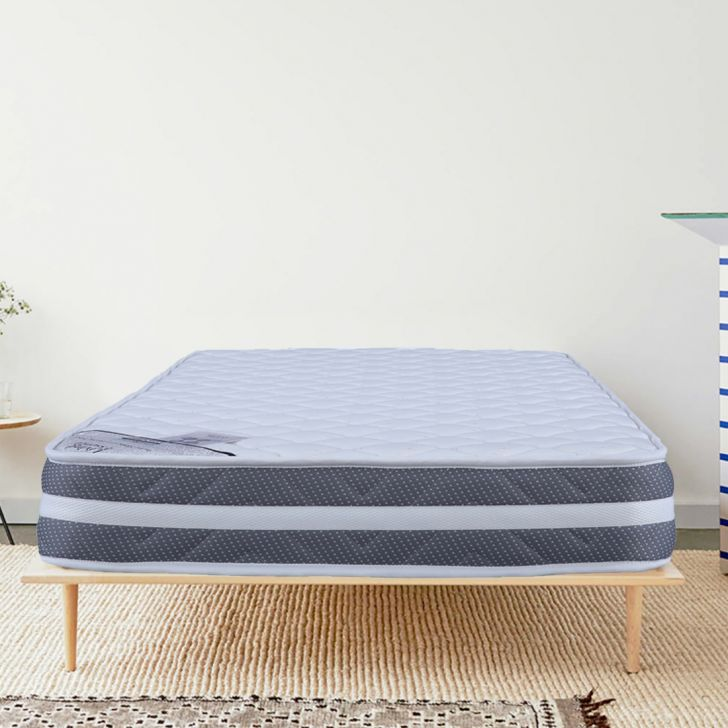 Spinepro Foam Single Bed Mattress in White Colour by HomeTown