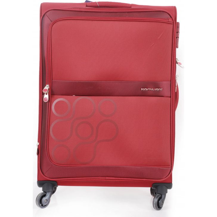Kamiliant By American Tourister Oryo Soft Trolley 69 cm (Scarlet)