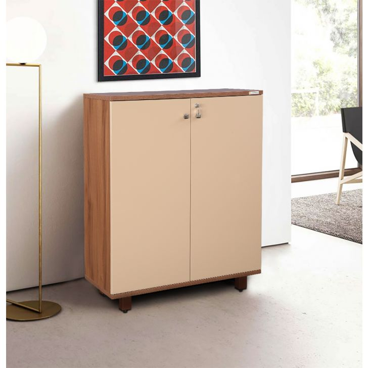 Chief Engineered Wood Office Storage in Multi Color Colour by HomeTown
