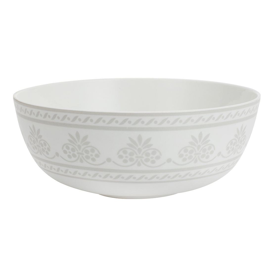 Ellen Serving Bowl Ceramic Serving Bowls in Multi Color Colour by Living Essence