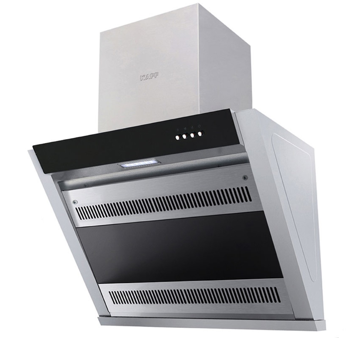 Kaff Stainless steel Forma Dx 60 Chimney by Kaff