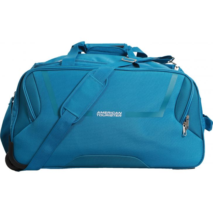 American Tourister Cosmo Wheel On Duffle 57 cm (Teal)