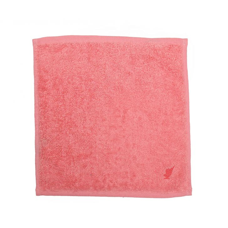 550 GSM Embedded Stripe Cotton Face Towel in Pink Colour by from Maspar at www.hometown.in