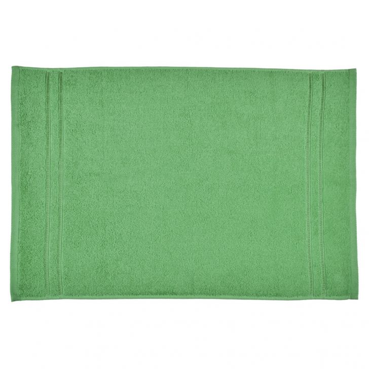 Hand Towel Nora Olive Cotton Hand Towels in Cotton Colour by Living Essence