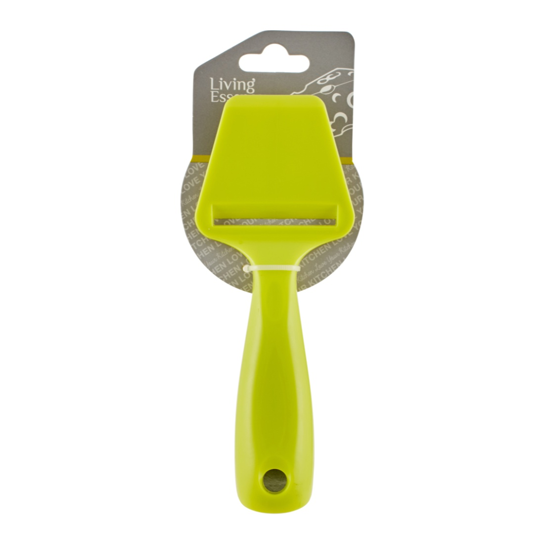 Kitchen Aid Cheese Spatula Plastic Kitchen Tools in Green Colour by Living Essence
