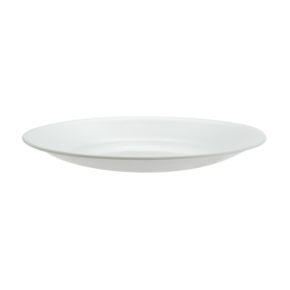 Corelle Winter Frost White Small Plate Vitrelle Plates in White Colour by Corelle