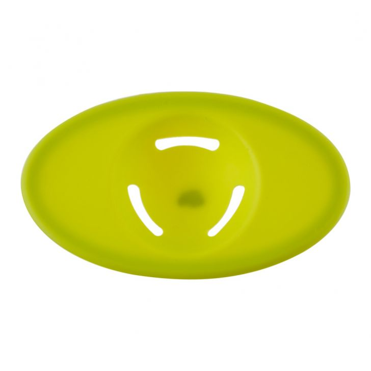 Kitchen Aid Silicon Egg  Separater in Green Colour