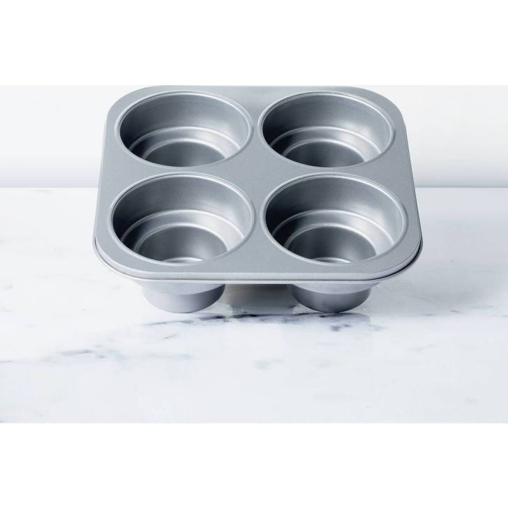 Meyer 4 Cup Round Cakelette Pan 47350-C