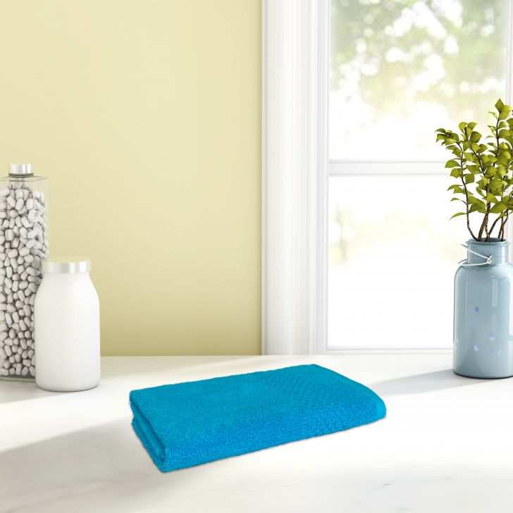 Spaces Cotton Hand Towel in Hawain Colour by Spaces