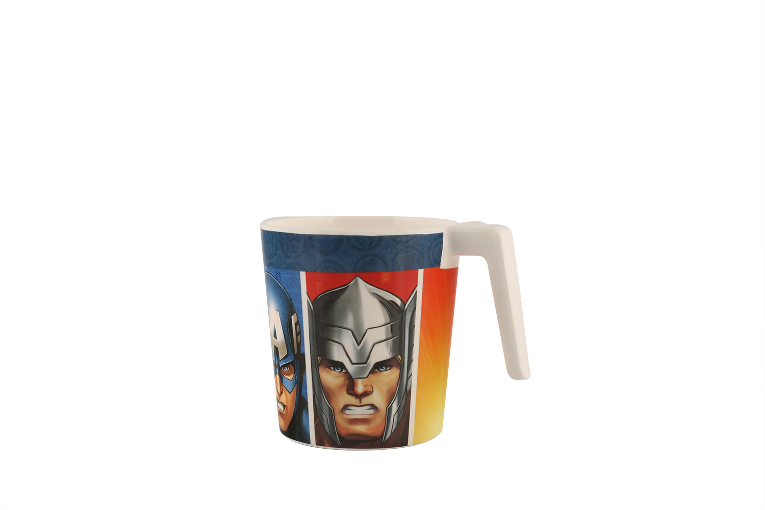 SW Mug Large Avengers Glasses & Tumblers in Multicolor Colour by Servewell