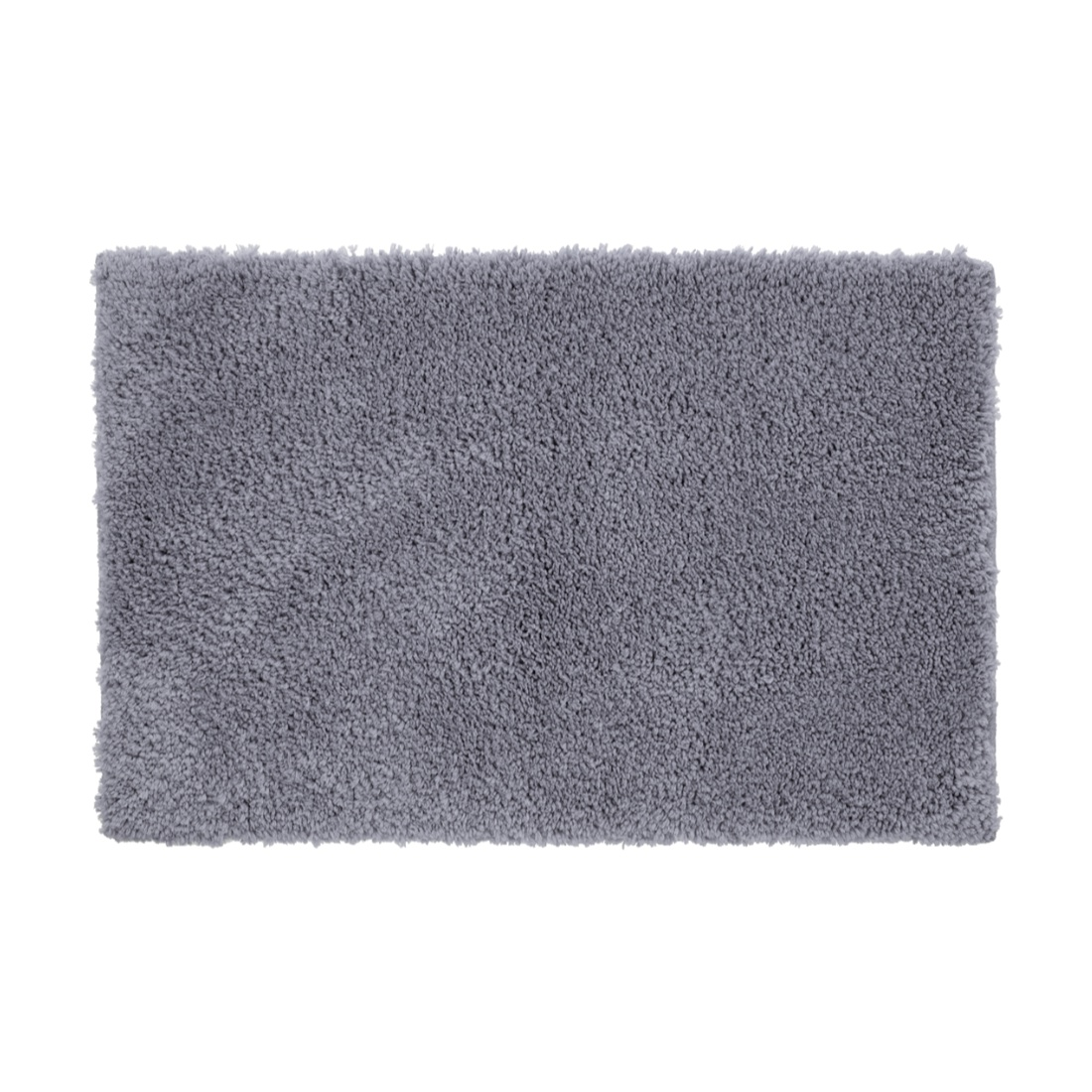 Nora Bath Mat 100% Micro Fiber 2000 Gsm Grey Micro Fibre Bath Mats in Grey Colour by Living Essence