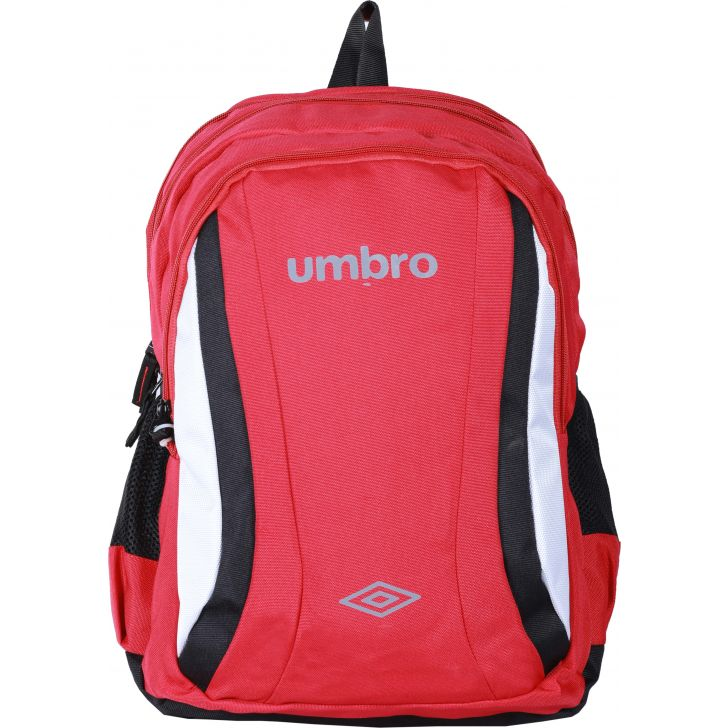 Umbro Backpack Polyester Backpack in Red Colour by Umbro