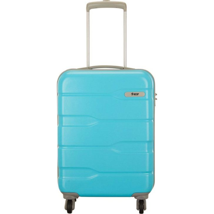 VIP Agro Hard Trolley 55 Cm Hard Trolley (Turquoise Blue)