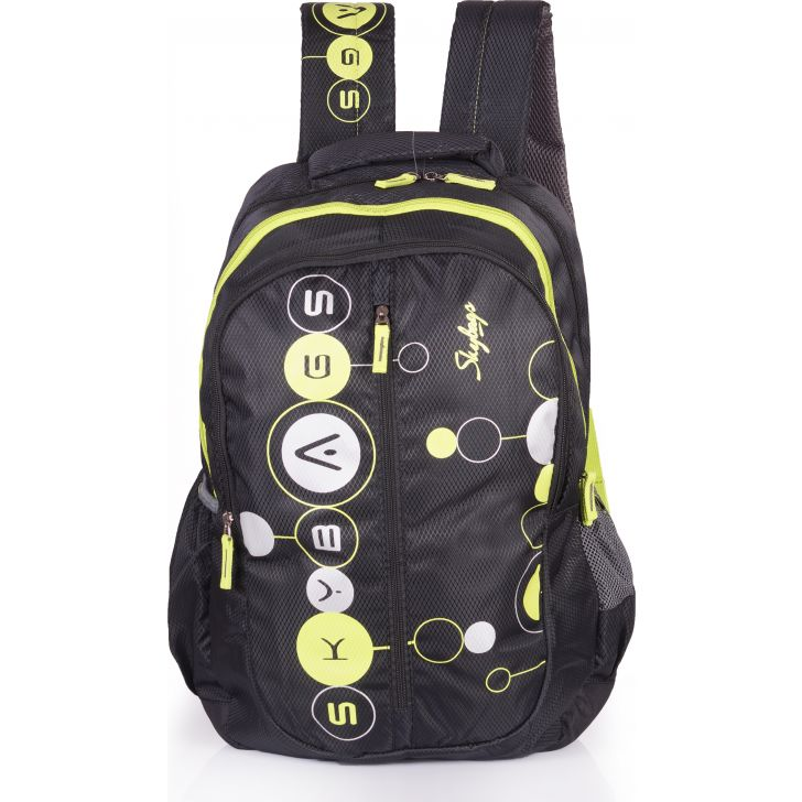 Polyester in Black Colour by Skybags