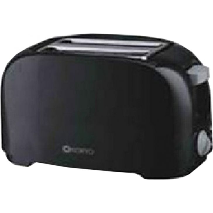 SnakMate Pop-Up Toaster (800 W) - Black by Koryo