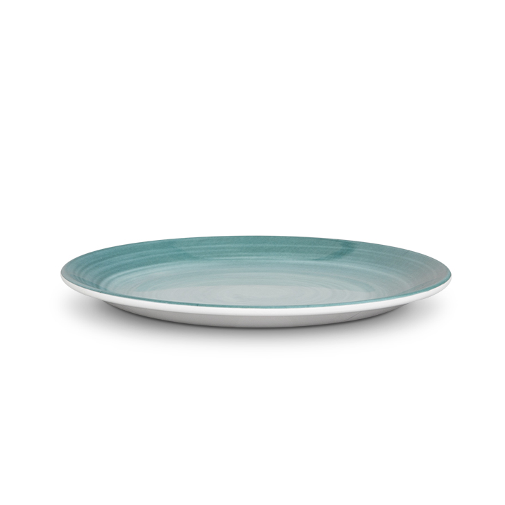 Living Essence Plates in Blue Colour by Living Essence