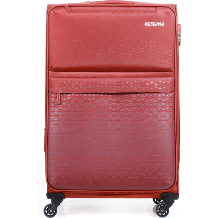 Polyester in Rust Colour by American Tourister