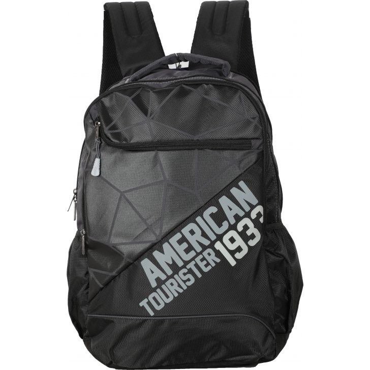 American Tourister Jazz Nxt 01 Backpack (Black)