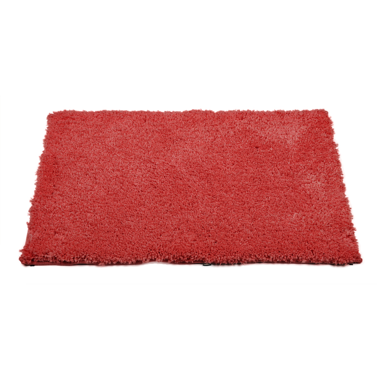 Bath Mat Nora Shell Polyester Bath Mats in Shell Colour by Living Essence
