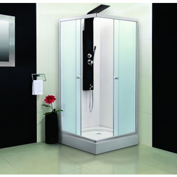 Shower Enclosure In India, Shower Glass Panel Cost India