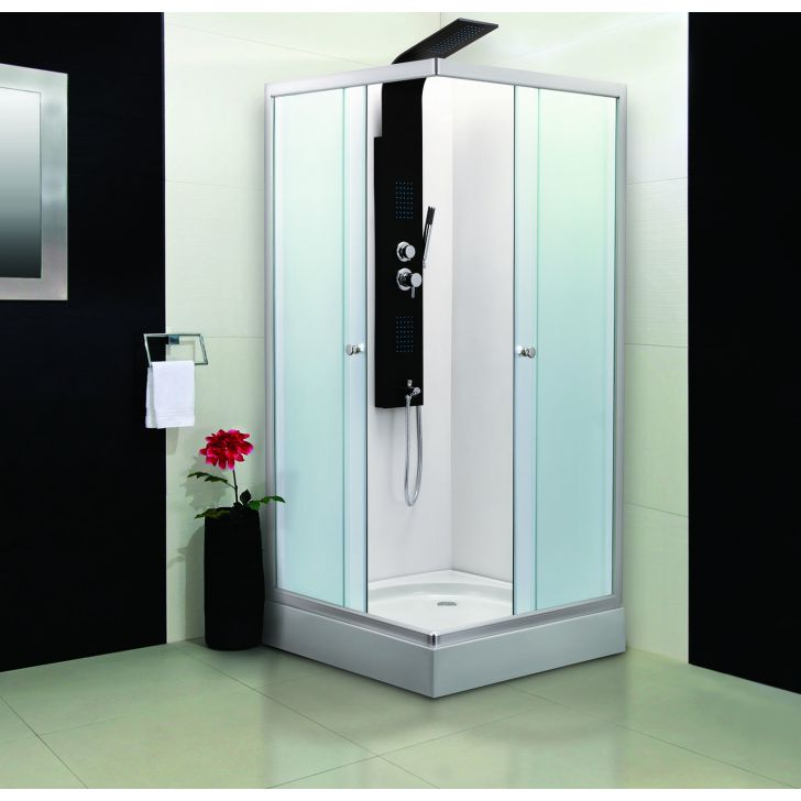 Valentino Shower Room in White Colour by HomeTown