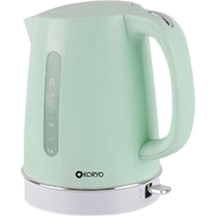 Electric Kettle (1500 W) - 1.7 Litres - Sky Blue by Koryo