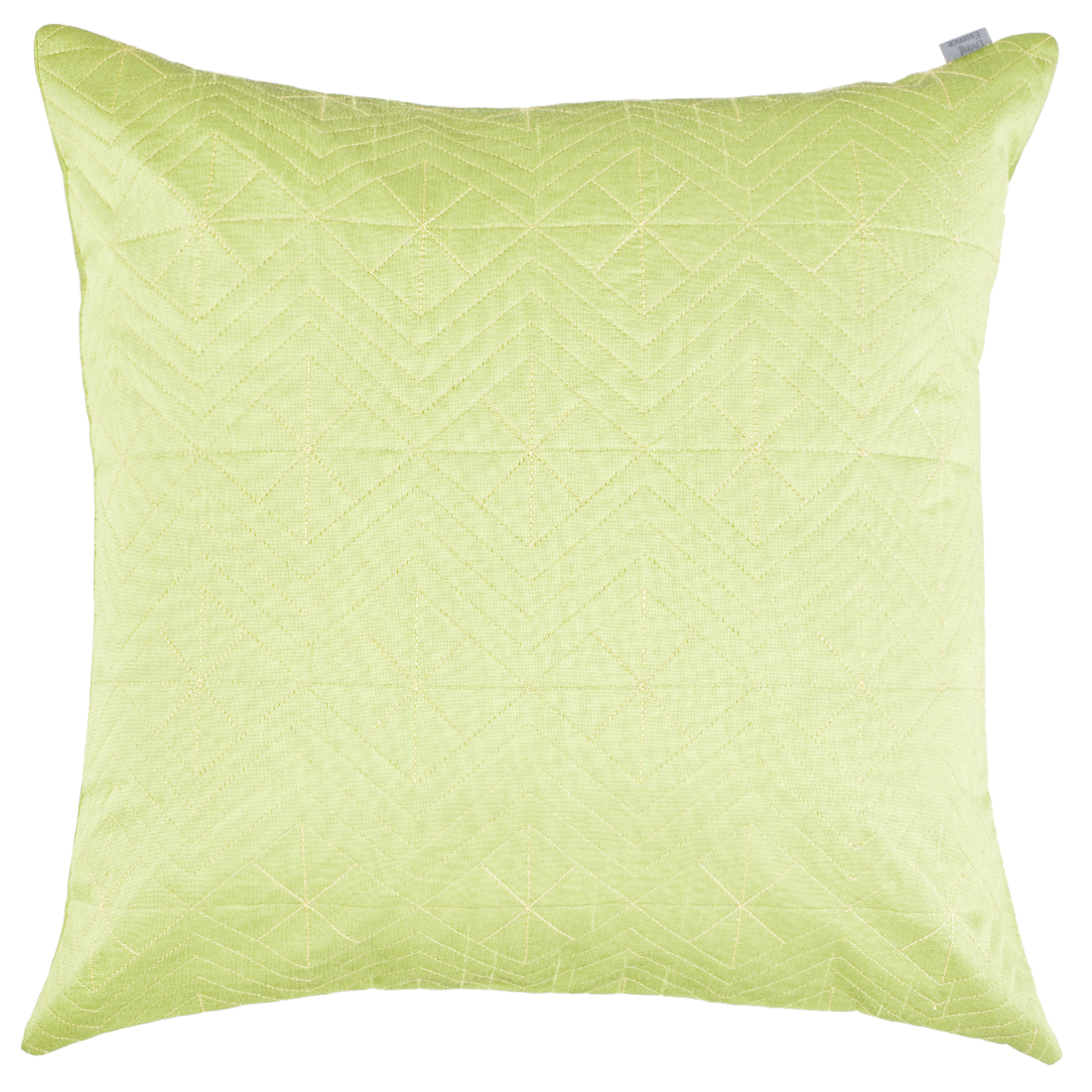 Blossom Polyester Cushion Covers in Green Colour by Living Essence